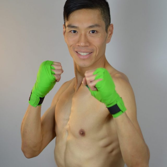 Andre Yeu Muay Thai Nak Muay