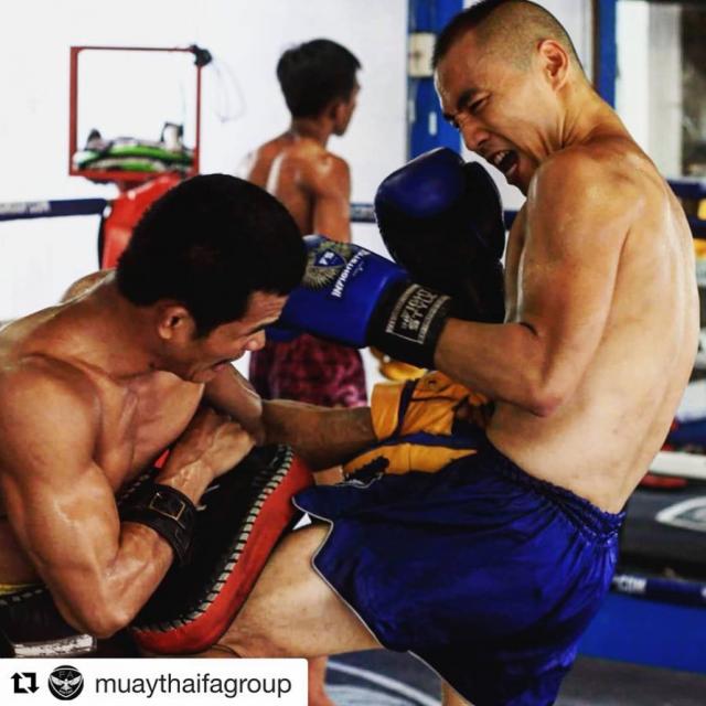 Charles Chen Muay Thai Nak Muay