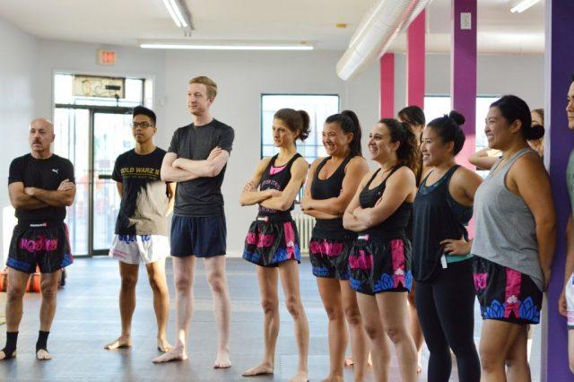 Lotus Fitness Muay Thai Shorts